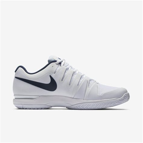 nike tennis shoes nike mens zoom vapor 9 5 tour tennis shoes white binary