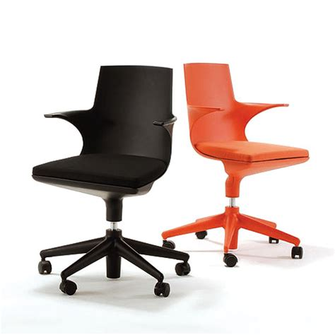 Office Chair Price Design Ideas Kartell Spoon 174 Chair Stardust