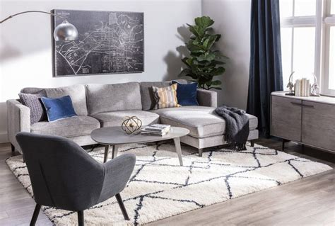 Bed Bath And Beyond Euless by Cosmos Grey 2 Sectional W Raf Chaise In 2019 Ideas