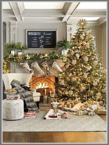 Lingkaran Natal Unik cara mempercantik pohon natal