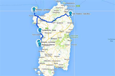 best beaches sardinia best beaches in italy map best in travel 2018