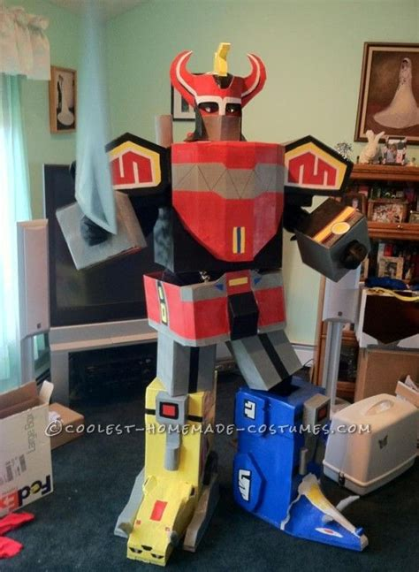 Amazing Seven by Amazing Seven Foot Mighty Megazord Costume