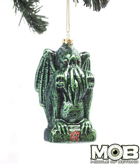 horror christmas tree ornaments c fright