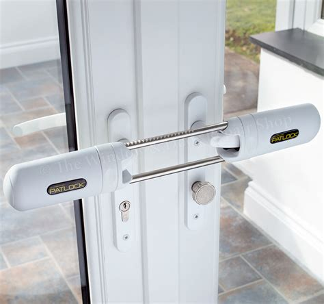 patlock patio conservatory door dead lock