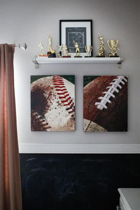 Basketball Themed Bunk Beds Best 25 Boy Sports Bedroom Ideas On Sports Bedroom Sports Decor And Football