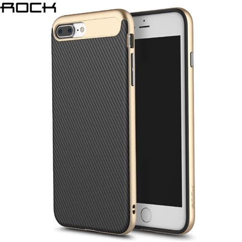 Carbon Series For Iphone 7plus buy rock vision series tpu back cover for iphone 7 plus