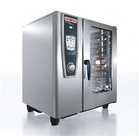 Oven Quantum catering equipment combi oven rational combi steamer