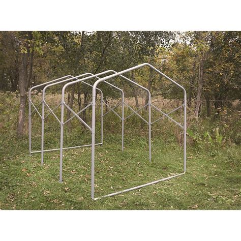 Foldable Shed by Guide Gear Foldable Shed 9 X 6 676602 Sheds At
