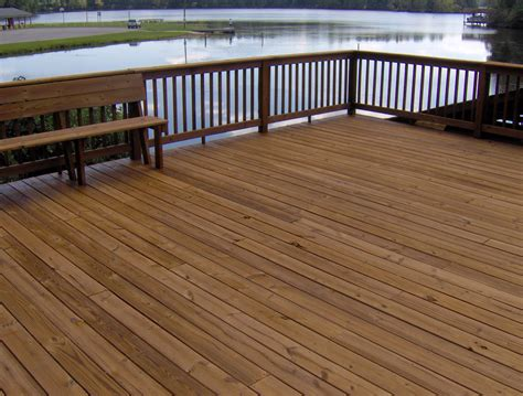 On Wooden Deck woodworking plans wood deck pdf plans