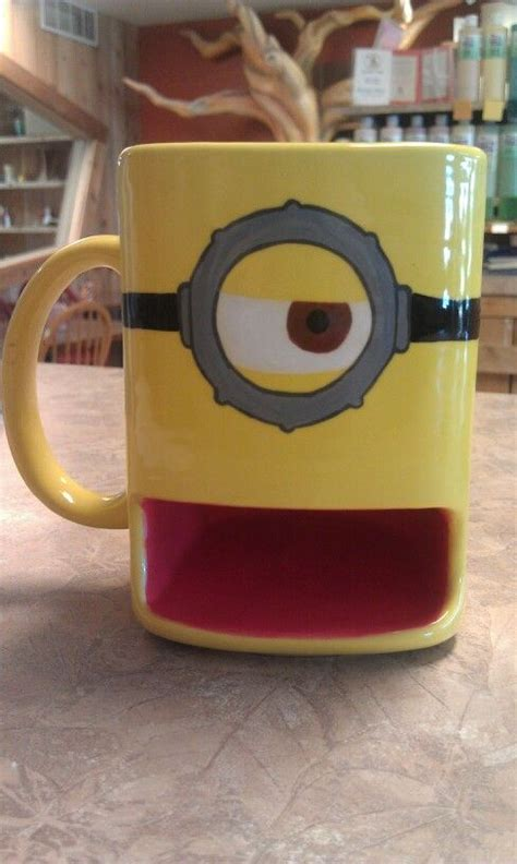 Dunker Mug by Minion Dunk Mug Painting Ideas Mugs And