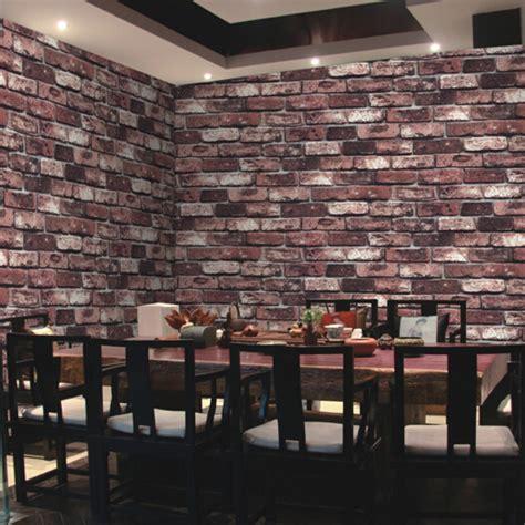 Tapete Schiefer Design by Vintage Design Brick Wall Wallpaper