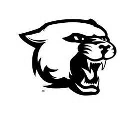 Logo Black Panther Outline by Spirit Files West High School Salt Lake City School District
