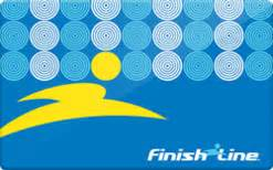 Finishline Gift Cards - finish line gift card discount 5 00 off