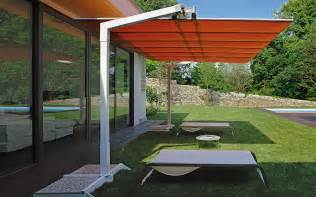Large Umbrella For Patio Patio Umbrella Flex Offset