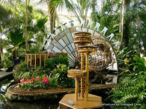 New York Botanical Garden Shop 21 Installations And Exhibits Not To Miss In Nyc December 2016 Untapped Cities Part 9