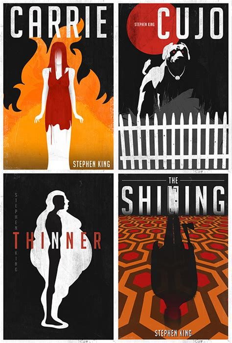 7 Top Stephen King by Stephen King Covers Re Imagined Best Book Covers