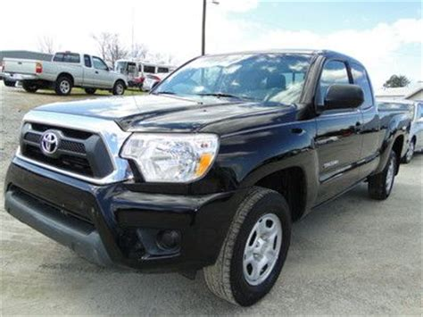 Salvage Toyota Tacoma Find Used 2012 Toyota Tacoma Sr5 2wd Repairable Salvage