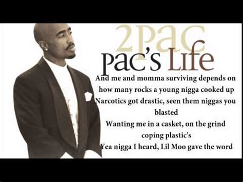 tupac kadafi soon as i get home with lyrics