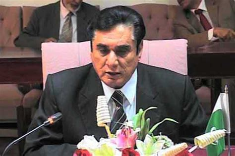 justice javed iqbal justice rtd javed iqbal assumes charge as nab chairman