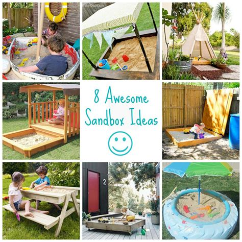 8 awesome sandboxes for your backyard or balcony homes