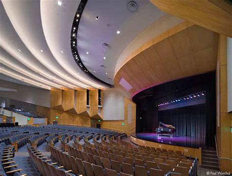 Interior Design Concert by Blair Mui Dowd Architects Pc