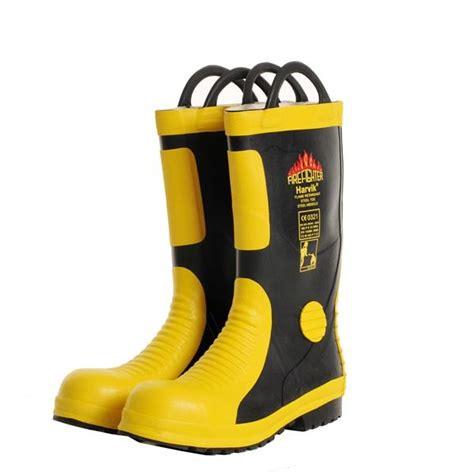 Sepatu Safety Pemadam Kebakaran Jual Sepatu Safety Shoes Khusus Petugas Pemadam Kebakaran