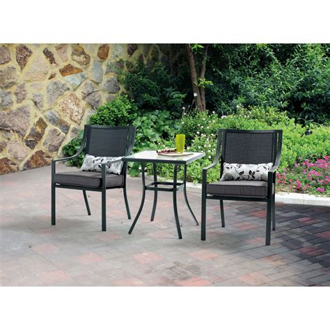 design of patio furniture bistro set residence remodel