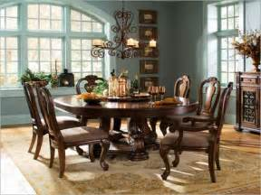 Dining Room Furniture Ashley ashley furniture round dining room tables furniture design blogmetro