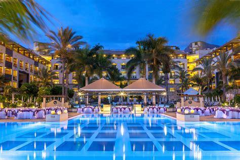 Wallpaper Costa Adeje Gran Hotel, Spain, Best Hotels of