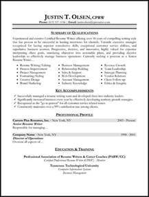 qualifications summary resume best resume format examples resume format download pdf