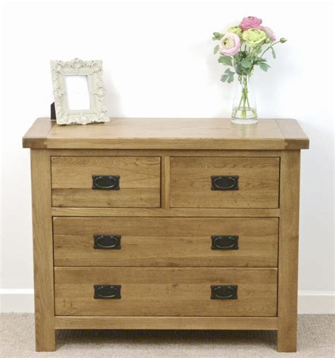 Unfinished Oak Bedroom Furniture Rustic Solid Oak Bedroom Furniture Ebay