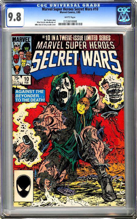marvel super heroes secret wars a novel of marvel super heroes secret wars 10 comic book gallery image