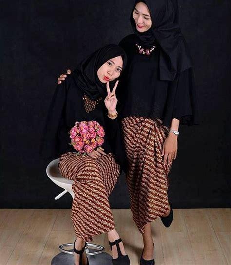 Kebaya Muslim Modern Untuk Perpisahan Sekolah Sma 23 model kebaya untuk perpisahan sekolah modis 2018