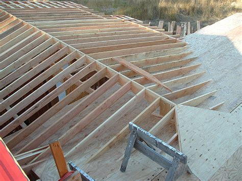 Open Gable Porch Roof Framing Framing A Cross Gable Roof To A Open Great Room