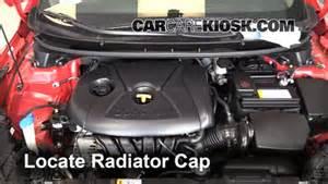 Coolant For Hyundai Elantra Coolant Flush How To Hyundai Elantra Gt 2013 2016