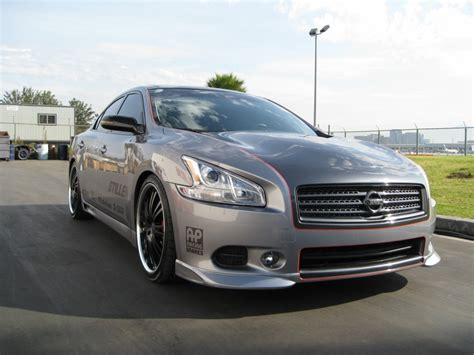 custom nissan maxima 2010 2010 nissan maxima body kit