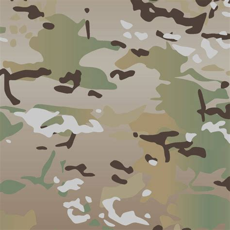 uniform pattern background original multicam vector camouflage pattern for printing