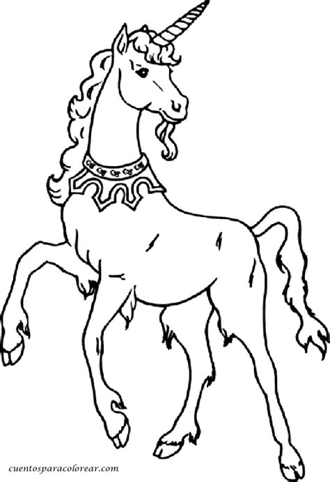 unicornio imagenes para pintar dibujos para colorear unicornios