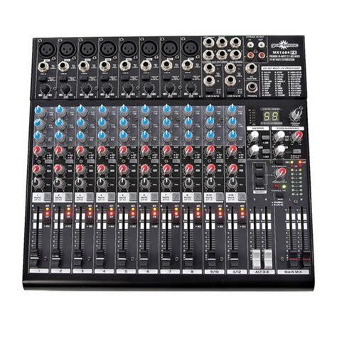 Mixer Di accessori mixer e sistema di 700 watt pa electrovoice a