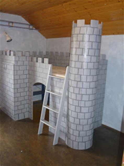 ritterburg bett evi s produkttestblog selbstgebaute ritterburg