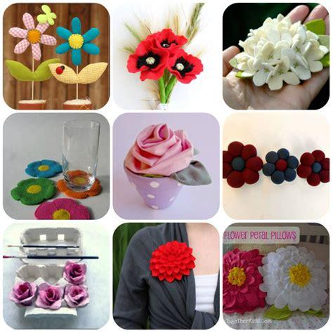 fiori di te fiori cucito creativo tutorial gratuiti idee