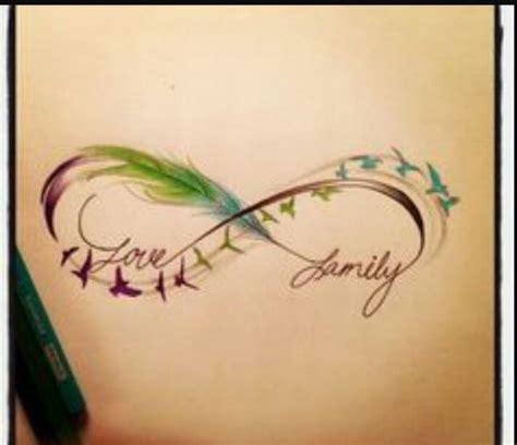 infinity symbol with infinity tattoos tattoofan
