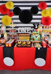 kara s ideas mickey mouse 1st birthday