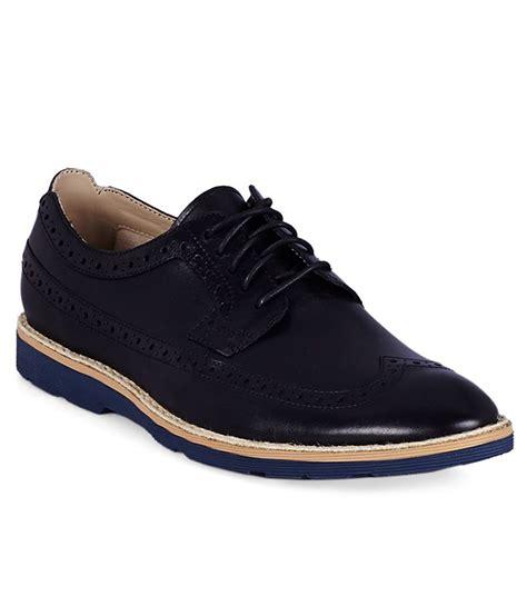 black formal shoes s buy clarks black formal shoes for snapdeal