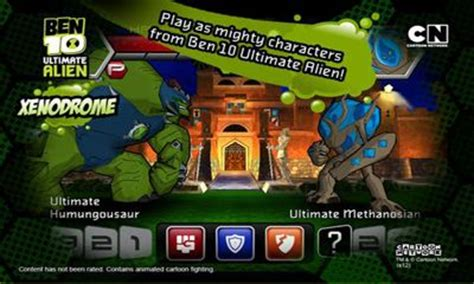 download game android ben 10 xenodrome mod ben 10 xenodrome android apk game ben 10 xenodrome free