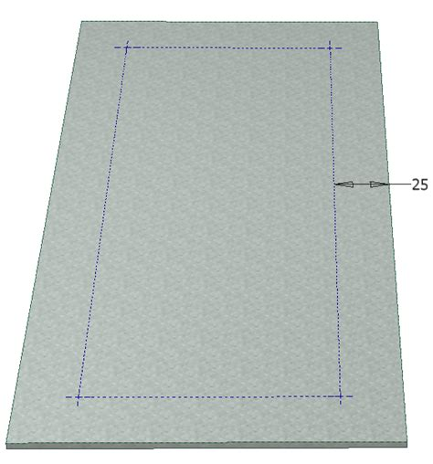 pattern sketch inventor from the trenches with autodesk inventor quick hole