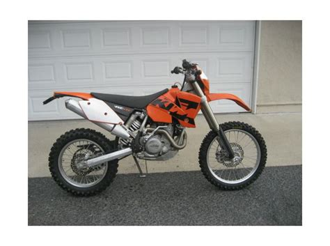 2004 Ktm 450 Exc For Sale 2004 Ktm Exc 450 For Sale On 2040motos