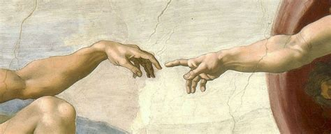 Sistine Chapel Ceiling Adam And God by Major Up Quot Of God Quot Article Gets Published In