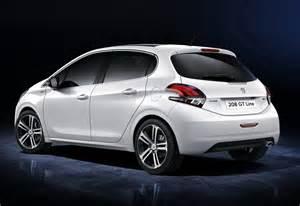 Peugeot 208 Gt Peugeot 208 Gt Line 2015 Une Nouvelle Finition Au Look