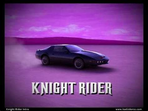 theme music knight rider knight rider 3d theme youtube